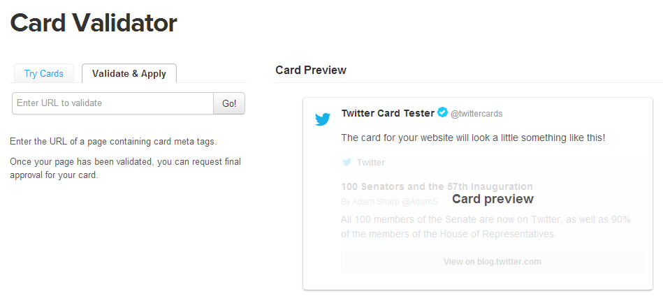 Twitter_Card_Validator_Application
