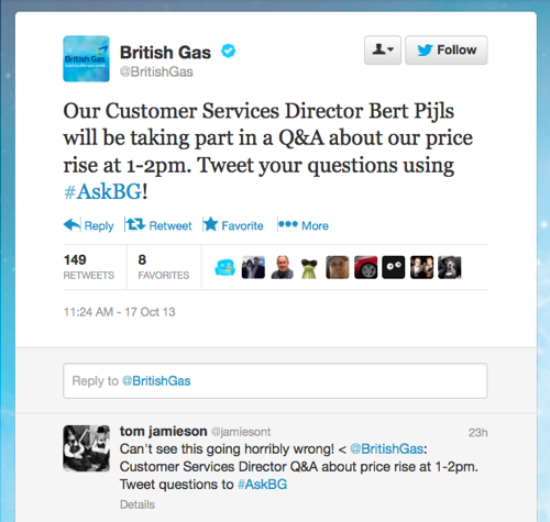 digital strategy fail british gas