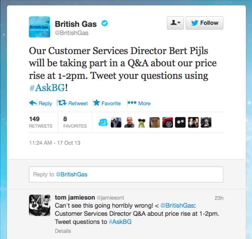 digital strategy fail british gas