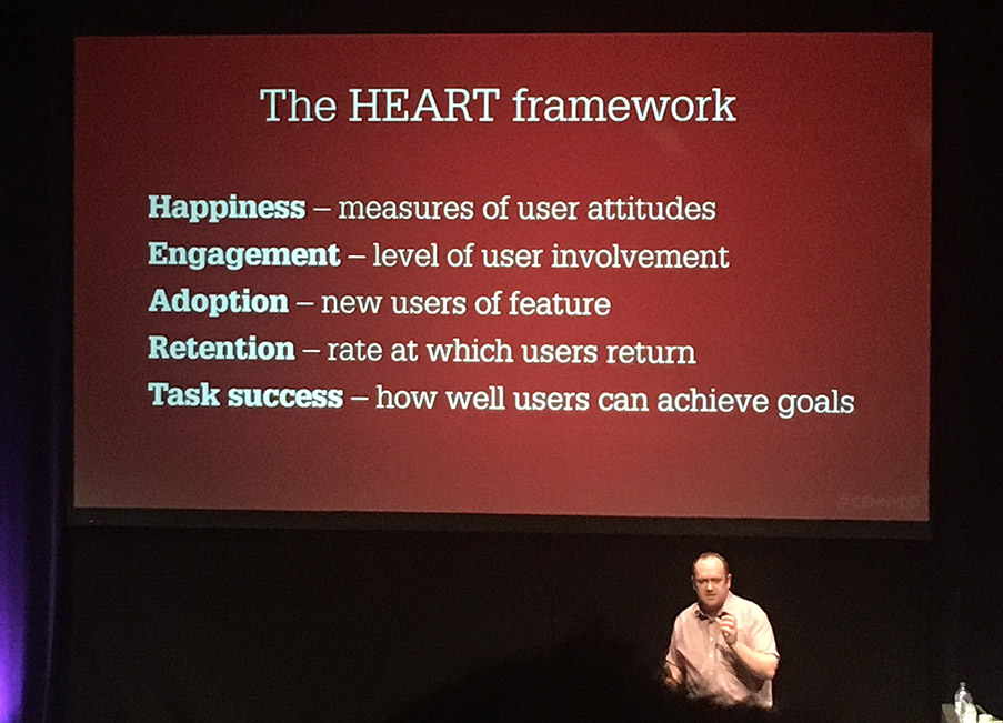 UX-London-HEART-Framework