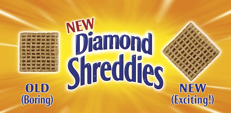 shreddies old and new