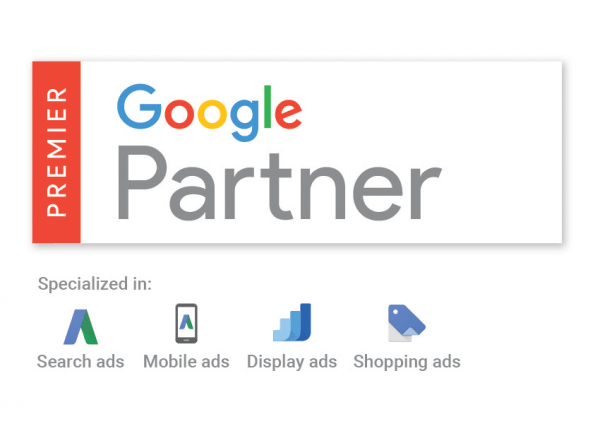 Google Partner, Specialised in: Search ads, mobile ads, display ads & shopping ads