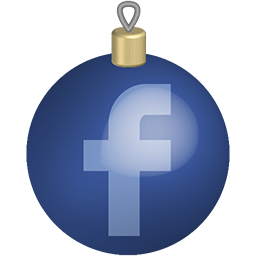 facebook tree bauble