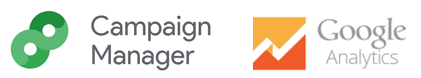 campaign manager, google analytics