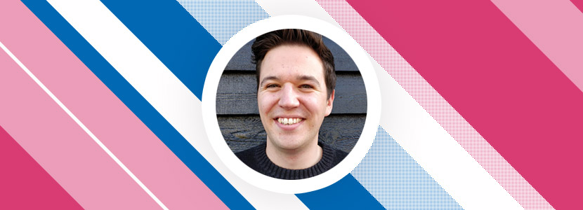 Meet the team - Senior Digital Marketing Executive. James Carr