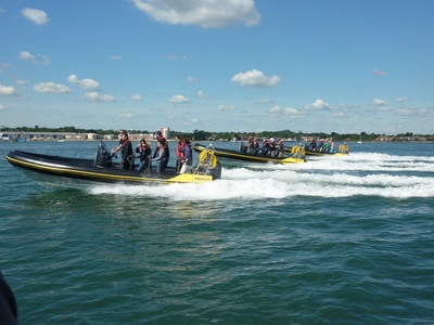 Action on the Solent